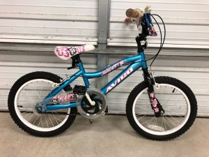 "18"" Girls Bicycles"