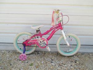 """16"""" Girls Bikes"""