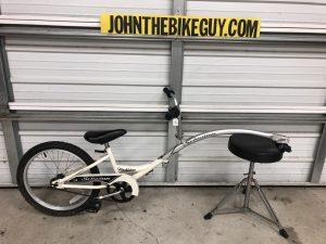 Tag Along Bike Trailers