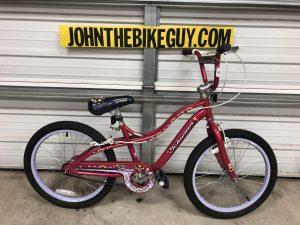 "20"" Girls Bicycles"